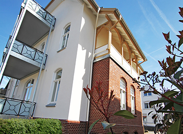 Villa der Weserrenaissance erb.1902